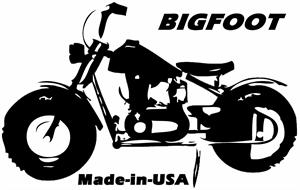 Bigfoot Minibike