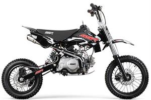 SSR 125 Pit Bike, 4-Speed, Automatic