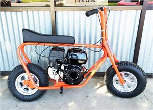 215 Minibike Kit with Stock Engine