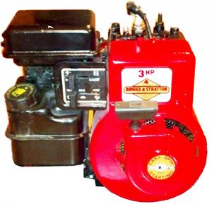Briggs and Stratton 3HP Engine, refurbished