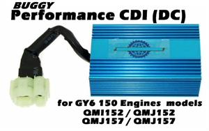 150 Performance CDI (DC), for Buggy Go Kart
