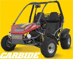 Carbide Buggy Go Kart