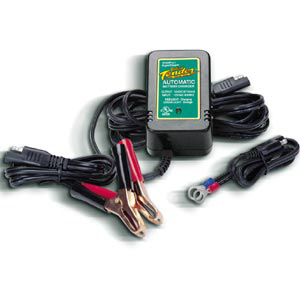 Battery Tender Charger : Gokart, Buggy, ATV, Motorcycle 12V
