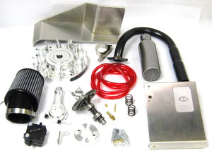 Builder Prepared Parts Kit, Honda GX160/200 and Clones