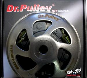 Dr. Pulley Racing HiT UNI-Clutch GY6150