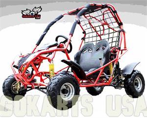 Kinroad 125 Kids Go Kart