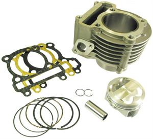 GY6 180cc (63mm) Big Bore Cylinder Kit