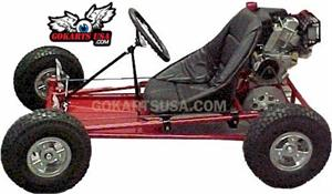 Road Rocket Gokart Kit, 5