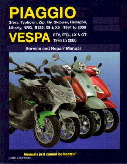 Vespa and Piaggio scooter problems, defects, recalls, warranty