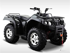 HiSun Forge 400 ATV, 2WD/4WD