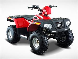 HiSun Forge 110 ATV, 2WD