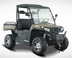 HiSun Sector 550 UTV Side by Side