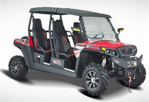 HiSun Strike 1000 4-Seater UTV Side by Side