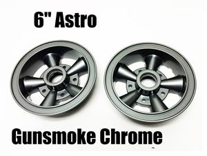 Astro Aluminum Wheel, Custom Powder Coat