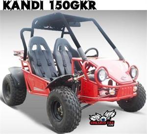 Kandi KD-150 (KD-150GKR-2) Buggy Gokart