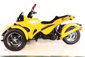Kandi KD-250MB2 Three Wheeled Roadster Motorcycle