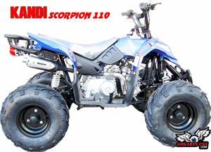 Kandi Scorpion 110 ATV