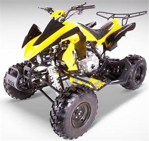 Kandi 110X Sport ATV, fully auto with reverse