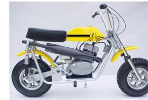 Vintage Bonanza 1500MX Mini Bike with Hodaka Ace 100 5-Speed