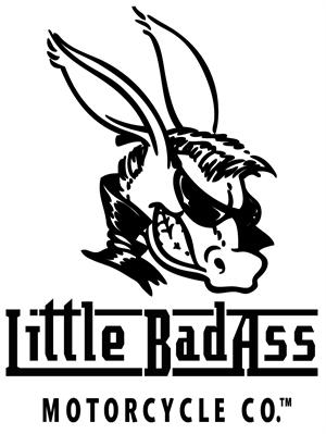 Little BadAss Decal 3x4