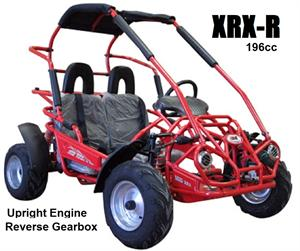 TrailMaster 196cc MID XRX-R with Reverse, Kids Buggy Go Kart