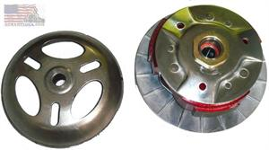 MRP 250cc Racing Clutch Kit Includes Clutch, Bell, Pulley and Spring