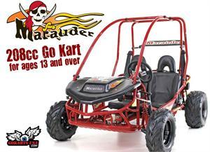ASW Marauder Go Kart by American Sportworks