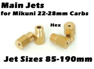 22mm Mikuni Carburetor, for Honda GX160 / GX200, Titan and Predator