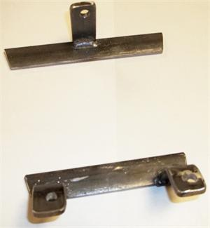 Gas Tank Mounting Brackets