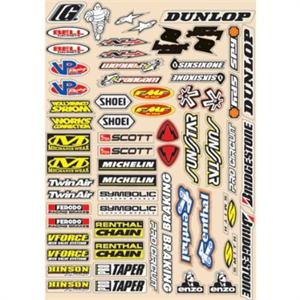 Large Logo Decal Kit V4