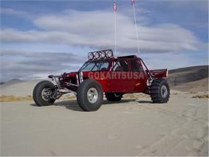 Predator Sand Car