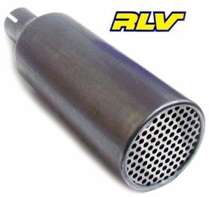 #4106 Briggs Animal Exhaust Silencer, 1-5/16