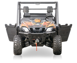 BMS Ranch Pony 1000 UTV 4-Seater