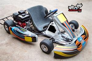 Road Rat Racer XR Adult Race Go Kart