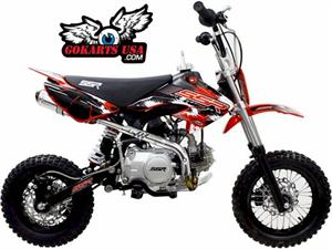 SSR 110 DX Mini Dirt Bike