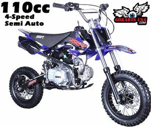 SSR 110 SEMI Mini Dirt Bike