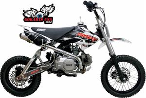 SSR 125 A1 4-Speed Manual Clutch Dirt Bike