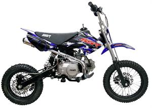 SSR 125 Semi Mini Dirt Bike
