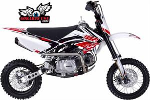 SSR 160R 4-Speed Manual Clutch Dirt Bike