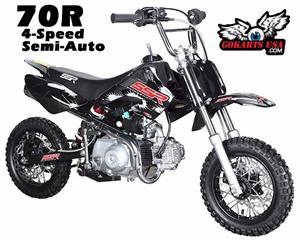 SSR 70R Pit Bike