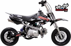 70cc Mini Gas Powered Dirt Bikes SSR C Mini Dirt Bike