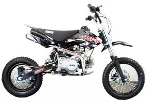 SSR 125 4-Speed Manual Dirt Bike