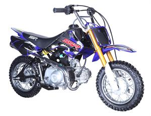 SSR 70 Mini Dirt Bike
