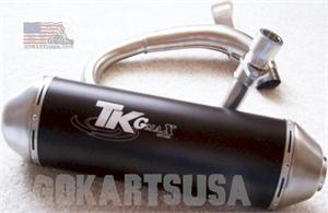 Turbo Kit GMAX 300 Buggy Racing Exhaust System
