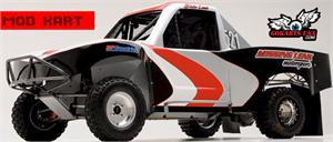 Trophy Kart Mod Kart 450RS Truck Race Gokart