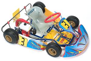 Kid Kart Chassis Complete With C50