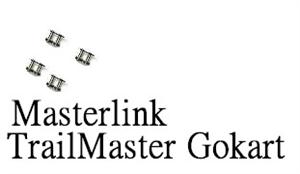Chain Master link, for 196cc MID XRX / XRS Gokart, by TrailMaster