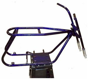 Mini Bike Frame Kit, with Powdercoat Option