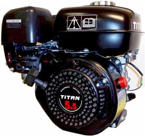 Titan 5.5hp OHV Powersport Engine