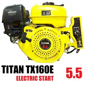 Titan TX160E 5.5hp, Electric Start OHV Powersport Engine, Go Kart Minibike